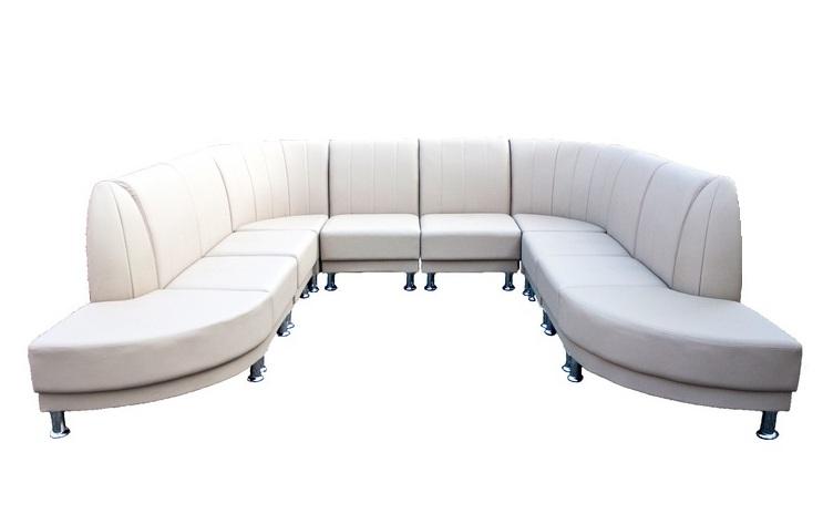 Модульный диван 10.09 вариант-3 модульный диван сен тропе 3