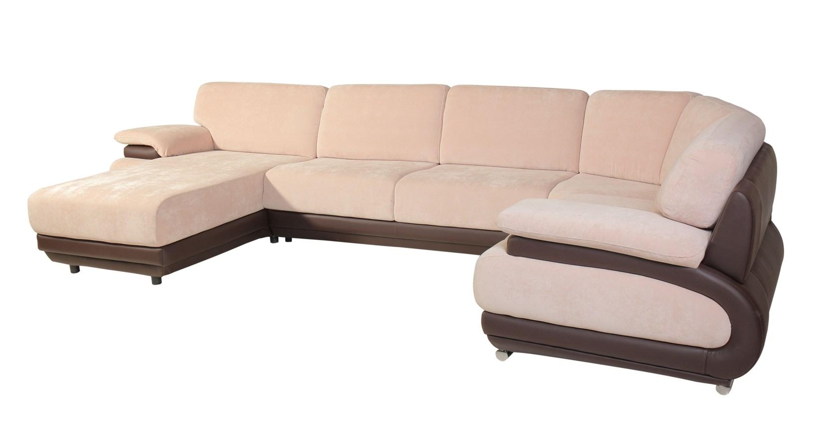 Угловой модульный диван Сен-Тропе-2 модульный диван сен тропе 3