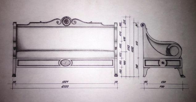 Мягкая мебель на заказ по индивидуальным размерам