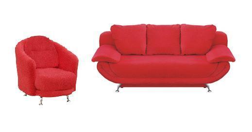 Комплект мягкой мебели ПалермоКомплекты мягкой мебели<br>Размер: диван: 205х100 В80 (сп. м. 205х150), кресло: 90x86 В90<br><br>Механизм: Еврокнижка<br>Материалы: Массив сосны, высокопрочная фанера<br>Каркас: Деревянный<br>Полный размер: 205х100 В80<br>Спальное место: 205х150<br>Размер кресла: 90x86 В90<br>Наполнитель: ППУ высокой плотности (Пенополиуретан)<br>Комплектация: Ящик для белья, декоративные подушки<br>Примечание: Стоимость указана по минимальной категории ткани<br>Изготовление и доставка: 14-16 дней<br>Условия доставки: Бесплатная по Москве до подъезда<br>Условие оплаты: Оплата наличными при получении товара<br>Подъем на грузовом лифте: 1750 руб.<br>Сборка: 600 руб.<br>Гарантия: 12 месяцев<br>Производство: Россия<br>Производитель: Фиеста