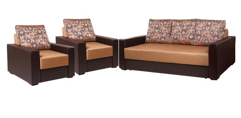 Комплект мягкой мебели Фокстрот 3+1+1