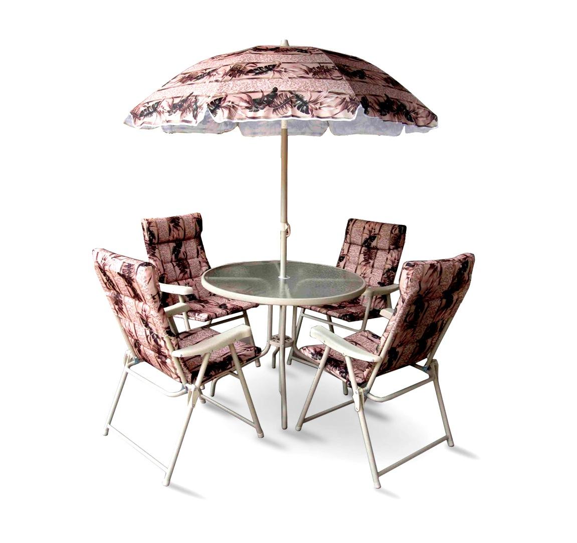 Набор складной мебели 6-предметов Версаль