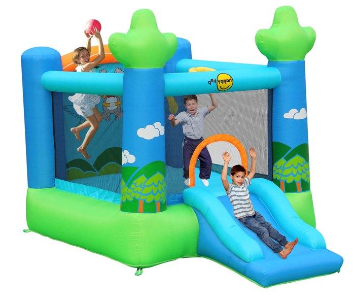 Надувной батут Прыжок в небо 9031 Happy Hop
