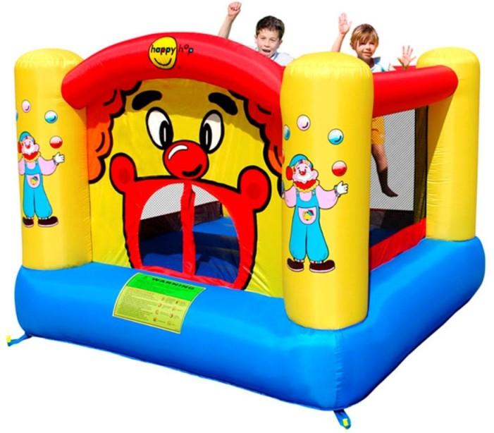 Надувной батут Веселый Клоун 9001 Happy Hop детский надувной батут happy hop веселый досуг 9004b