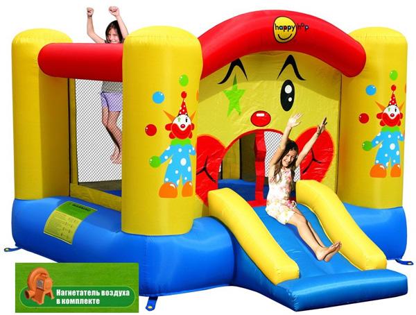 Надувной батут Забавный клоун 9201 Happy Hop