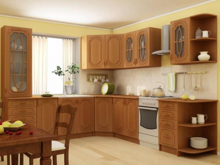 Кухонный гарнитур Настя 05