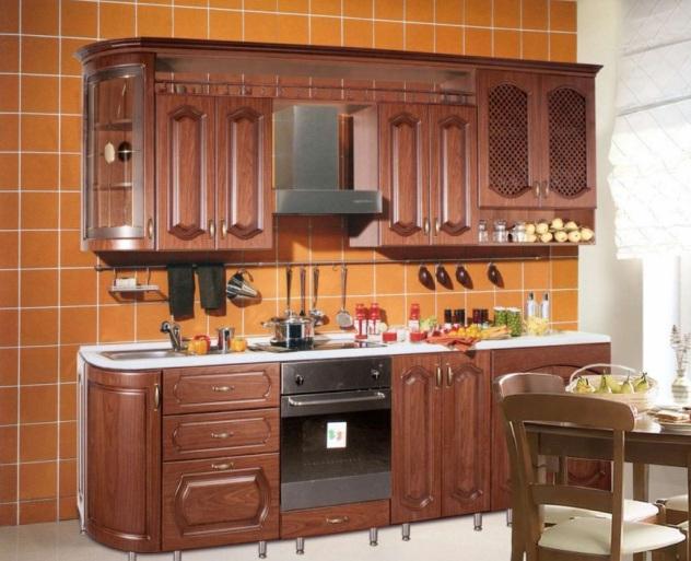 Кухонный гарнитур Ника 03