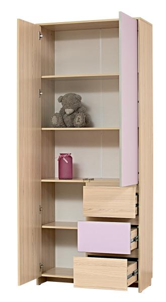 Шкаф комбинированный Жасмин HM 009.01-01