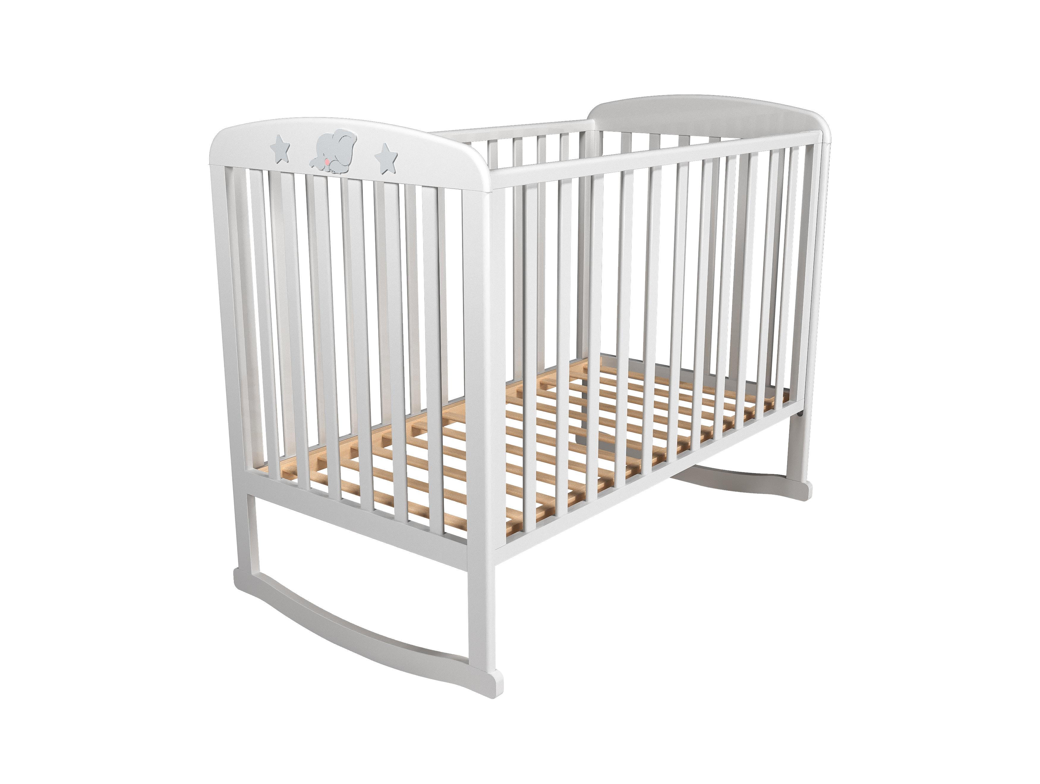 Кровать Лилу/Слоники НМ 041.04