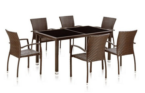 где купить Комплект мебели из искусственного ротанга T-246B/ Y-274 по лучшей цене