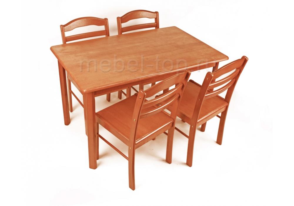 Обеденная группа Кэмл Бэк набор обеденный woodville кэмл бэк 1039