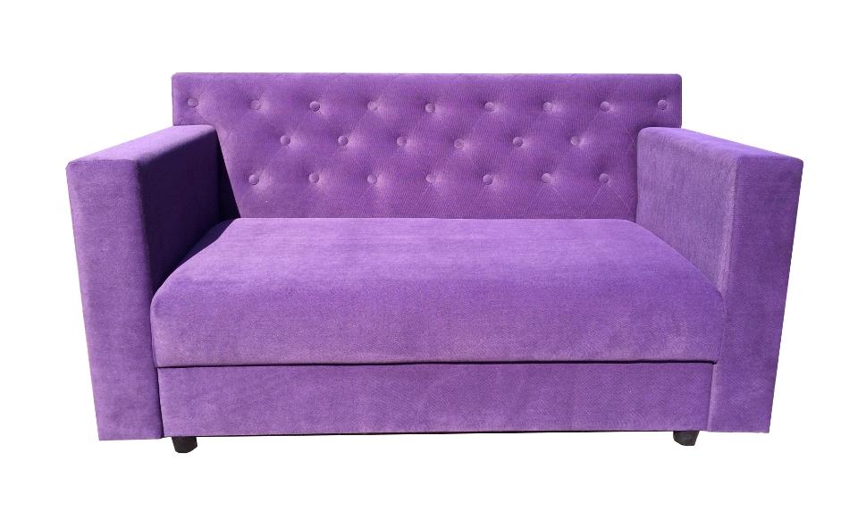 Офисный диван Венера с утяжками Sofa