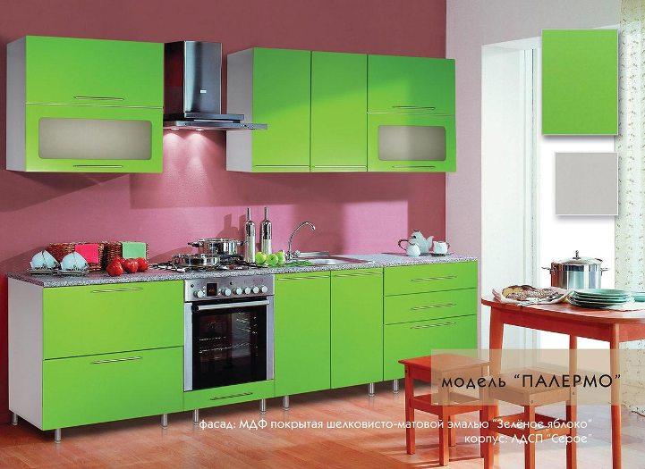 Кухонный гарнитур Палермо 02