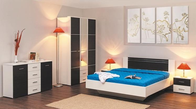 Модульная спальня Пенелопа модульная спальня уют