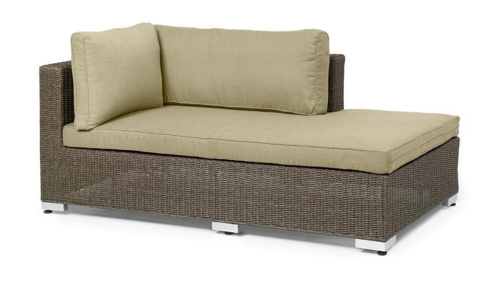 Плетеная софа Ninja-4Плетеная мебель из искусственного ротанга<br>Размер: 154х88 В66<br><br>Артикул: 350945V-26<br>Материалы: Искусственный ротанг<br>Каркас: Алюминиевый<br>Полный размер: 154х88 В66<br>Комплектация: Подушки<br>Цвет: Natur, grey<br>Изготовление и доставка: 2-3 дня<br>Условия доставки: Бесплатная по Москве до подъезда<br>Условие оплаты: Оплата наличными при получении товара<br>Гарантия: 12 месяцев<br>Производство: Швеция<br>Производитель: Brafab
