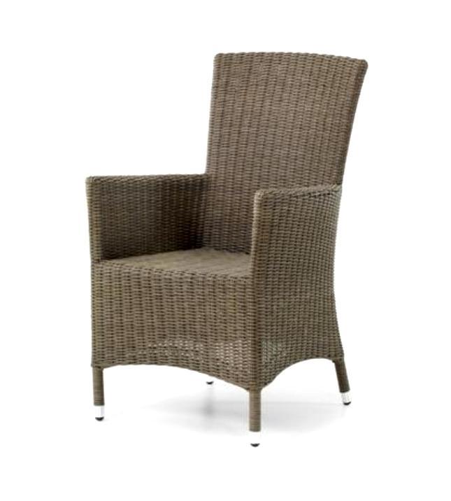 Плетеное кресло Ninja-2Плетеная мебель из искусственного ротанга<br>Размер: 45х48х43 В90, глубина сиденья 60<br><br>Артикул: 3561<br>Материалы: Искусственный ротанг<br>Каркас: Алюминиевый<br>Полный размер: 45х48х43 В90<br>Глубина сиденья (см): 60<br>Цвет: Natur, black, grey<br>Дополнительные опции: Возможно приобрести подушку<br>Изготовление и доставка: 2-3 дня<br>Условия доставки: Бесплатная по Москве до подъезда<br>Условие оплаты: Оплата наличными при получении товара<br>Гарантия: 12 месяцев<br>Производство: Швеция<br>Производитель: Brafab