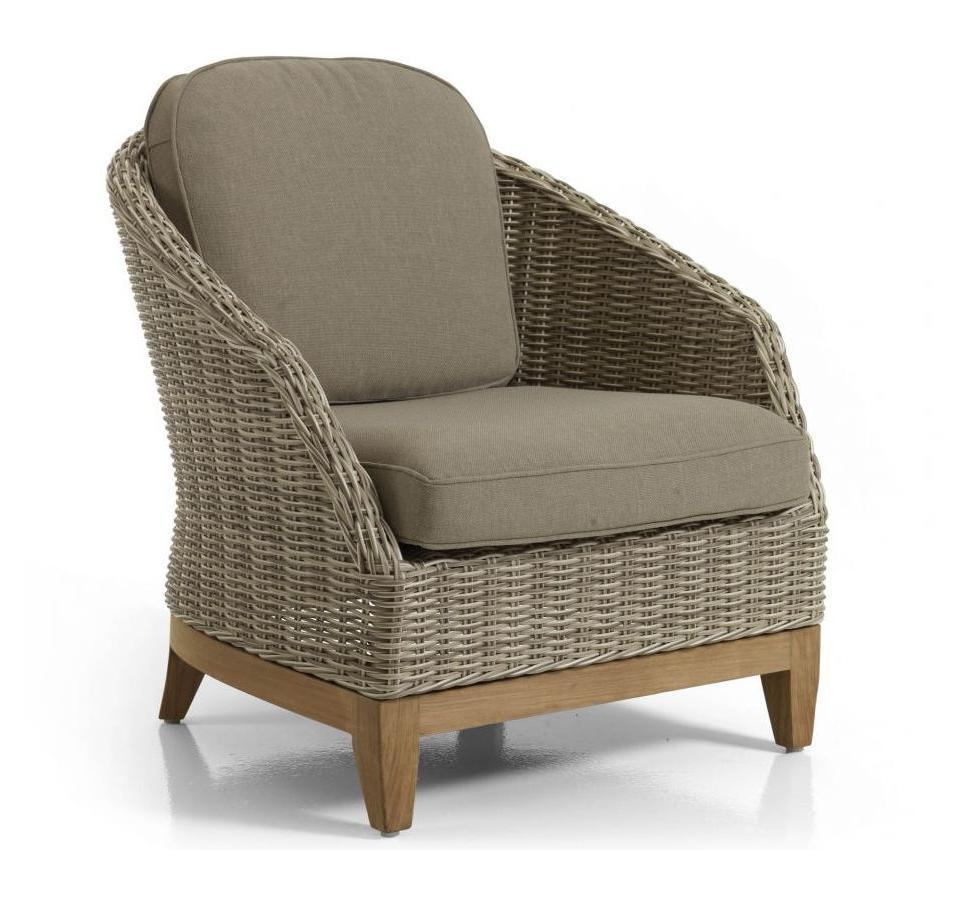 Плетеное кресло Ontario плетеное кресло madison grey