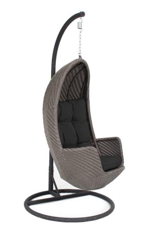 Плетеное подвесное кресло Sunshine