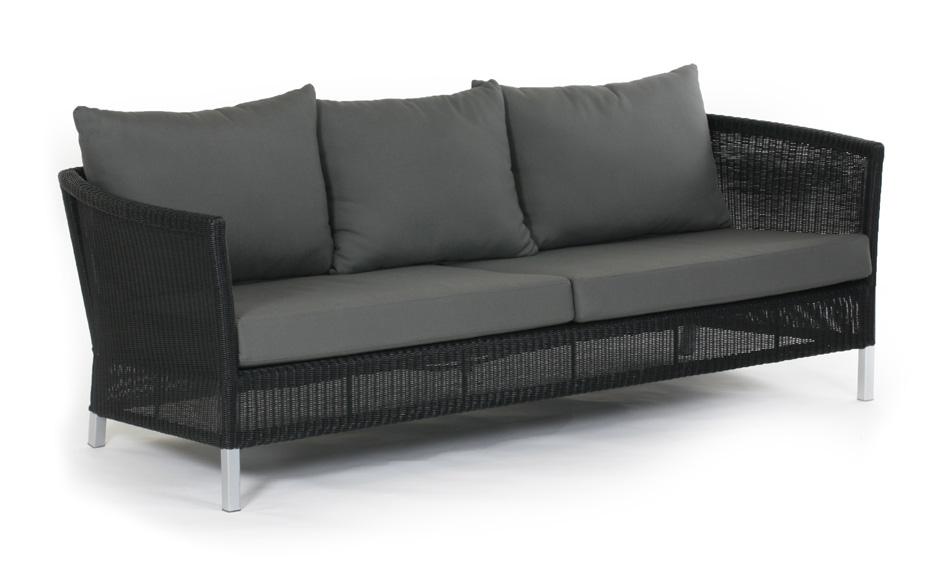 Плетеный диван Pomona