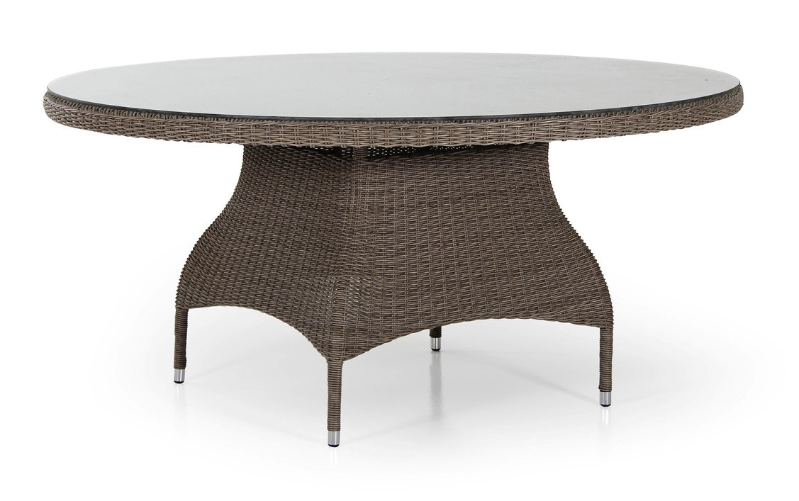 Плетеный стол Ninja-3 Brafab