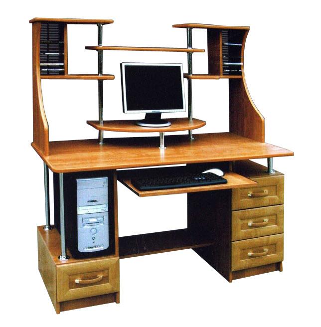 Стол для компьютера Mebelus 15680314 от mebel-top.ru