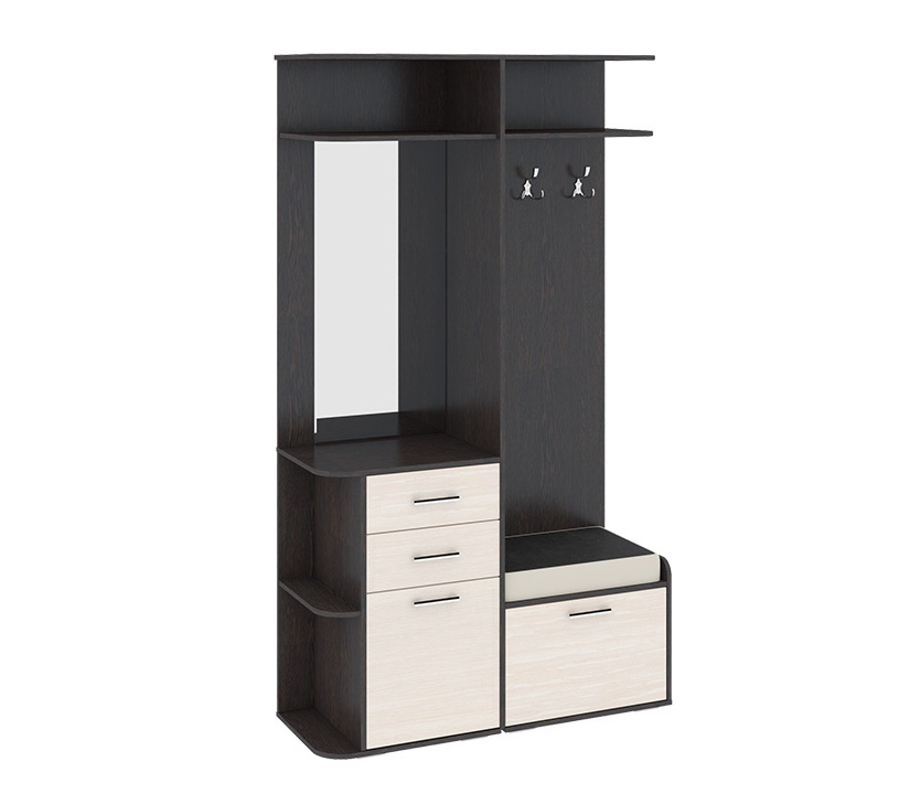 Набор мебели для прихожей Пикассо 3.1 набор мебели для прихожей пикассо 4