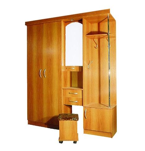 Прихожая Елена 1.7 мягкая мебель елена