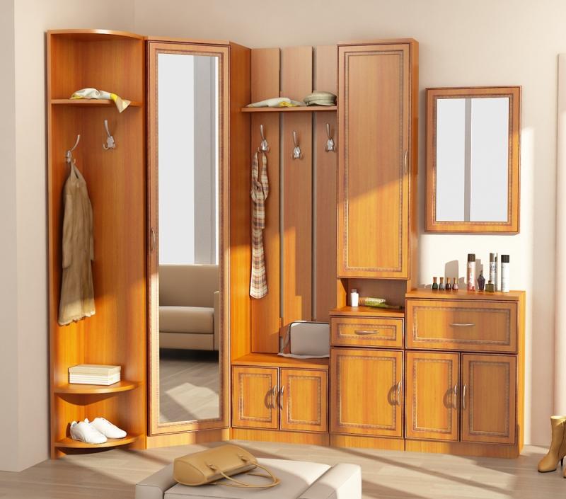 Модульная прихожая Гарун комплектация 3 модульная спальня гарун комплектация 3