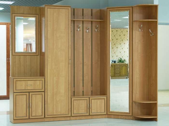 Модульная прихожая Гарун комплектация 6 модульная спальня гарун комплектация 3