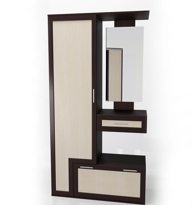 Прихожая Мебелайн-1 тумба мебелайн 5