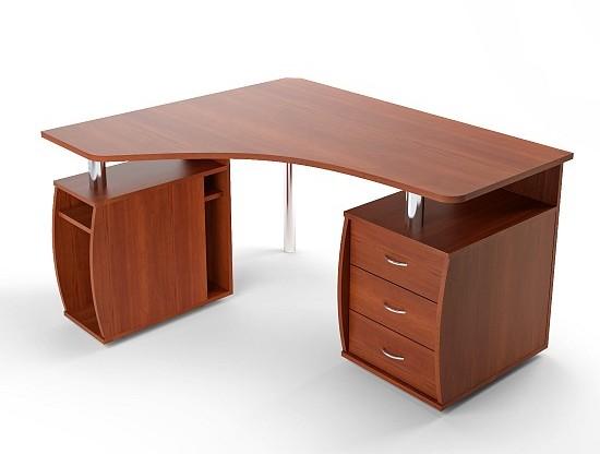Офисный стол Мебелайн 15682292 от mebel-top.ru