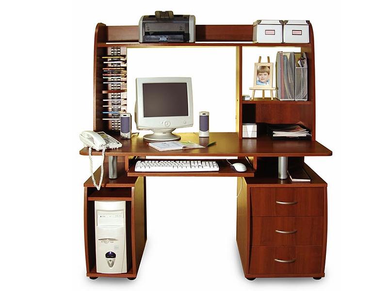 Компьютерный стол с надставкой ПС 04.00.C