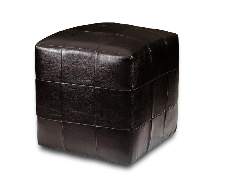 Пуфик ROSHEПуфики<br>Размер: 42х42х45<br><br>Артикул: 780000<br>Материалы: Массив сосны<br>Полный размер (ДхГхВ): 42х42х45<br>Наполнитель: ППУ высокой плотности (Пенополиуретан)<br>Комплектация: БЕЗ ящика<br>Ткань: Эко кожа - коричневый, бежевый, темно-коричневый / Рогожка - коричневый, бежевый, серый<br>Изготовление и доставка: Склад 1-2 дня, под заказ 4 дня<br>Условия доставки: Бесплатная по Москве до подъезда<br>Условие оплаты: Оплата наличными при получении товара<br>Доставка по МО (за пределами МКАД): 35 руб./км, но не менее 300 руб.<br>Доставка в пределах ТТК: 200 руб.<br>Подъем на лифте: 300 руб.<br>Подъем без лифта: Первый этаж/занос в дом 300 руб. выше 150 руб./этаж<br>Гарантия: 18 месяцев<br>Производство: Россия<br>Производитель: ТД РОШЕ