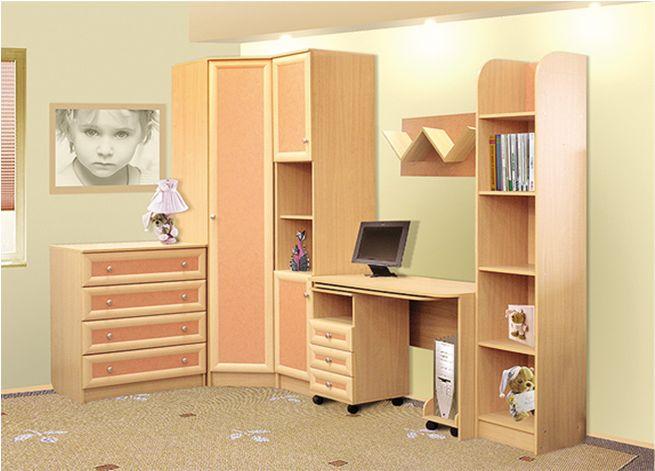 Детская комната Пятерочка 2