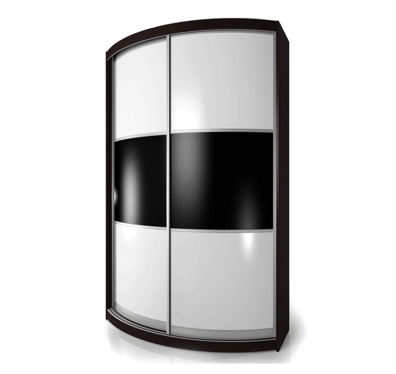 Радиусный шкаф-купе Мебелайн-3Шкафы-купе<br>Размер: 1400х2200х650<br><br>Материалы: ЛДСП, кромка ПВХ, оргстекло, пленка Oracal<br>Полный размер (ДхВхГ): 1400х2200х650<br>Наполнение шкафа: Белье+Платье+Белье<br>Система направляющих: Аристо<br>Примечание: Доставляется в разобранном виде<br>Изготовление и доставка: 5-7 дней, дни доставок среда и суббота<br>Условия доставки: Бесплатная по Москве до подъезда<br>Условие оплаты: Оплата наличными при получении товара<br>Доставка по МО (за пределами МКАД): 30 руб./км<br>Доставка в пределах ТТК: Доставка в центр Москвы осуществляется ночью, с 22.00 до 6.00 утра<br>Подъем на грузовом лифте: 500 руб.<br>Подъем без лифта: 250 руб./этаж включая первый<br>Сборка: 15% от стоимости изделия<br>Гарантия: 12 месяцев<br>Производство: Россия<br>Производитель: Мебелайн