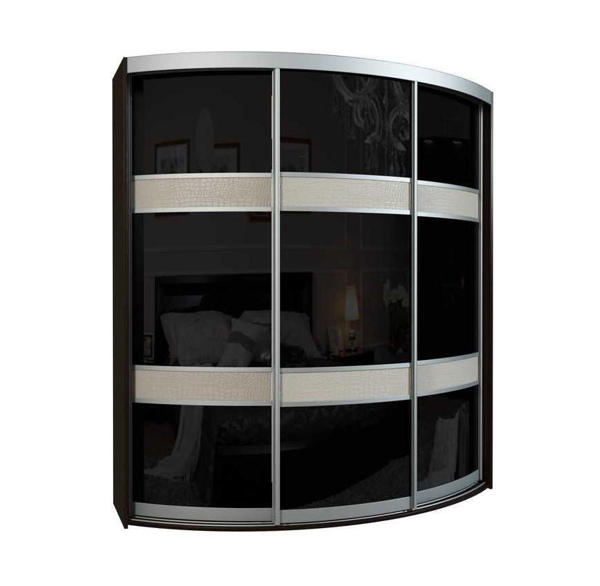 Радиусный шкаф-купе Севилья 3-4