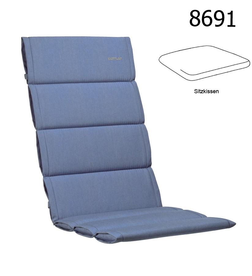 Подушка для сиденья для Rasmus и Fuego Kettler (Kettler)