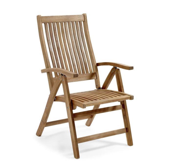 Кресло из акации Everton-1 (Brafab)