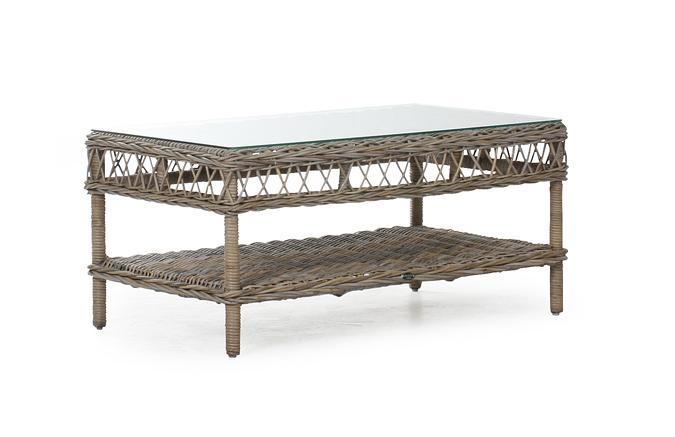 Плетеный стол Victoria-1 (Brafab)