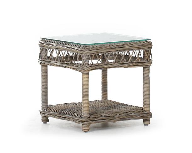 Плетеный стол Victoria-2 (Brafab)
