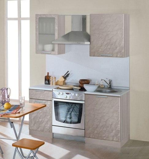 Кухонный гарнитур Базис 02 (Skyline)