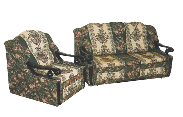 Выкатной диван Сантана-Т (Аккорд)