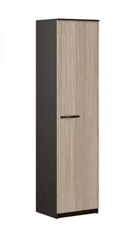 Гостиная Альба М-2 Шкаф 1-дверный (ДИК)