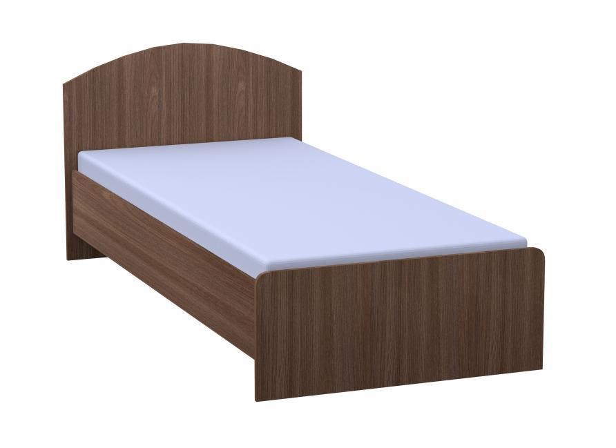 Кровать одинарная (МК Премиум)
