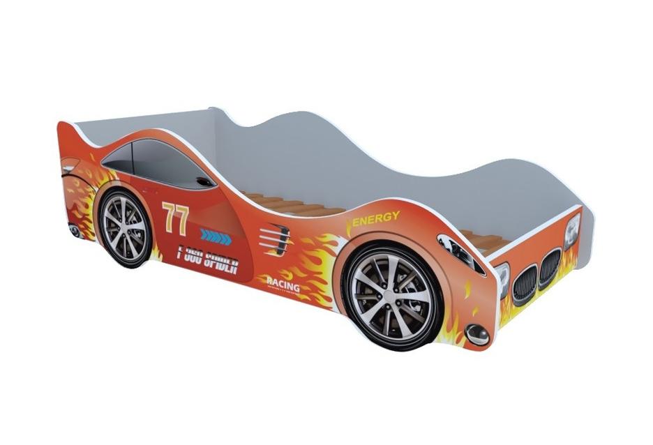 Кроватка Энергия спорта (Кровати-машинки)