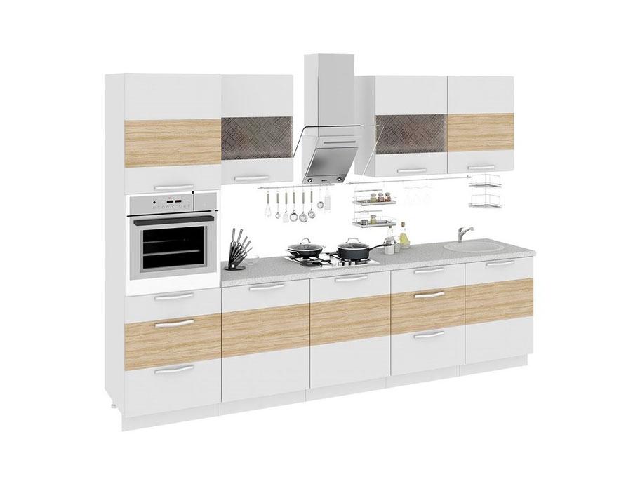 Кухня Оливия-5 МДФ (Фиеста Эко)