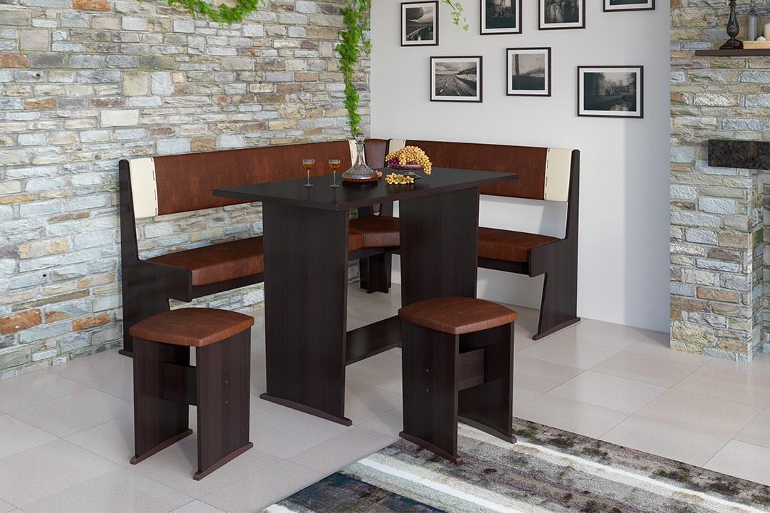 Кухонный уголок Амиго (ТриЯ)