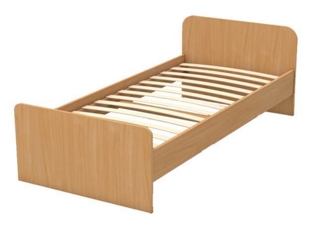 Кровать Лира 503 М (NiK)