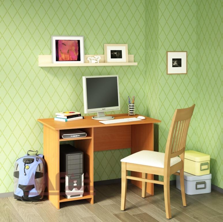 Компьютерный стол Милан-9 (МФ Мастер)