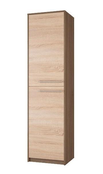 Шкаф для белья №95 (серия МДК 4.11 ) (Корвет)